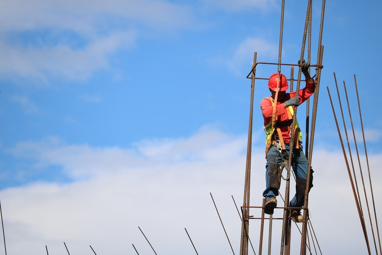 What are commercial electrical works?