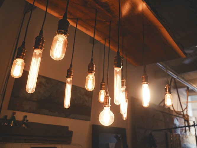 electrical light fittings